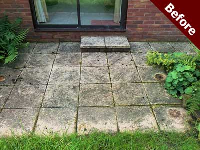 Patio And Paving Cleaning Devon Surface Care
