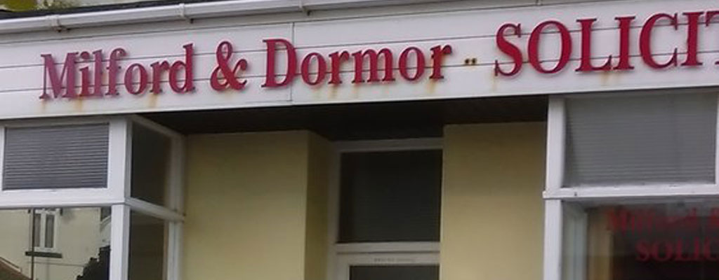 Milford and Dormor Solicitors