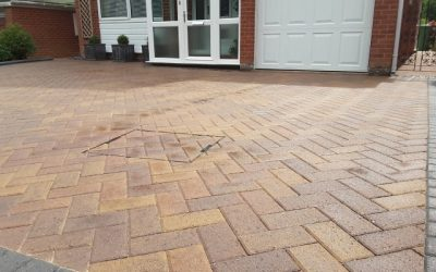 Patio & Driveway Cleaning