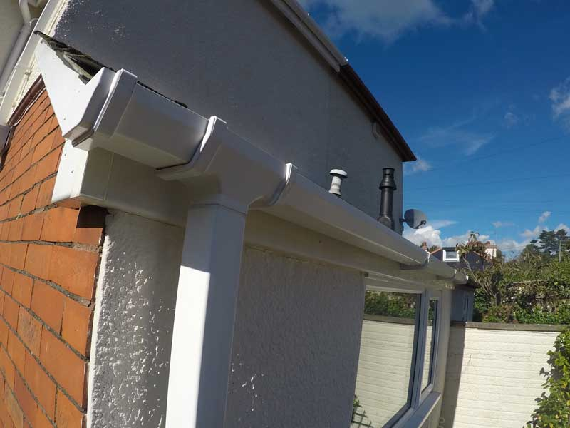 softwashing UPVC