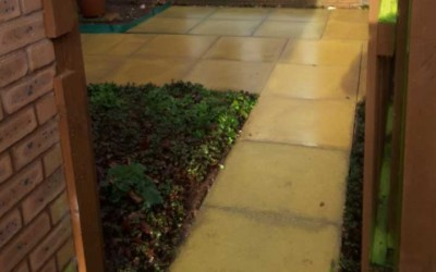 Patio and Paving Cleaning