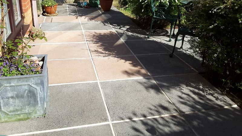 Patio Refurbishment